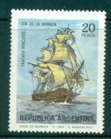 Argentina 1969 Navy Day, Ship MUH Lot35381 - Argentina