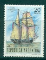Argentina 1967 Navy Day Ship MUH Lot35725 - Argentina