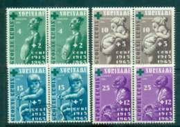 Surinam 1965 Green Cross Prs CTO Lot47263 - Surinam