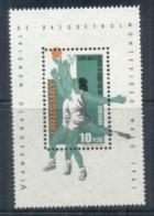 Uruguay 1967 Basketball Championships, Montevideo MS MUH - Uruguay