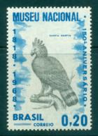 Brazil 1968 National Museum Bird MUH Lot35756 - Brazil