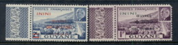 Inini 1944 Colonial Development Fund MUH - Inini (1932-1947)