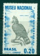 Brazil 1968 National Museum Bird MLH Lot35402 - Brazil