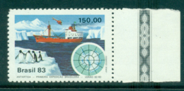 Brazil 1983 Antarctic Expedition MUH Lot35409 - Brazil