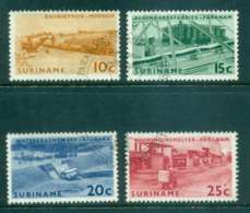 Surinam 1965 Borokopondo Power Station FU Lot47193 - Surinam