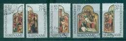 Surinam 1976 Easter FU Lot47218 - Surinam