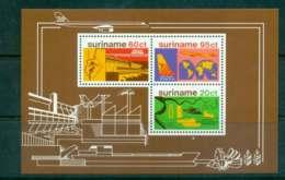 Surinam 1978 Development MS MUH Lot47233 - Surinam