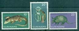 Surinam 1969 Animals MUH Lot47277 - Surinam