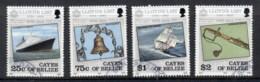 Cayes Of Belize 1984 Lloyd's List Ships FU - Belize (1973-...)