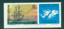 Argentina 1976 Claim To Falkland Is MUH Lot35729 - Argentina