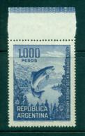 Argentina 1974 1000p As 10p Trout MLH Lot37451 - Argentina
