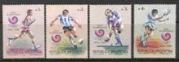 Argentina 1988 Seoul Olympics MUH Lot11851 - Argentina