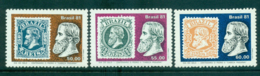 Brazil 1981 Stamp Day MUH Lot35761 - Brazil