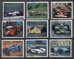 Paraguay 1978 Racing Cars CTO - Paraguay