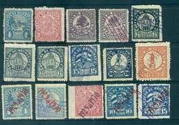 Honduras 1927-30 Inc. Opts. Asst.(faults) FU Lot51260 - Honduras