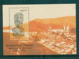 Brazil 1992 Joaquim Jose Da Silva Xavier MS MUH Lot47071 - Unclassified