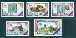 Belize 1984 AUSIPEX '84 MUH - Belize (1973-...)