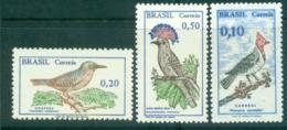 Brazil 1968-9 Birds MUH Lot35757 - Unclassified