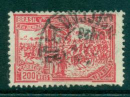 Brazil 1923 Army Entering Bahia FU Lot36145 - Brazil