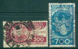 Brazil 1935 Espirito Santo Colony FU Lot36180 - Brazil