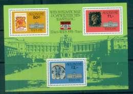 Surinam 1981 WIPA Stamp Ex. MS MUH Lot47236 - Surinam