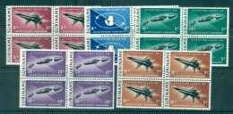 Surinam 1964 Aeronautical & Astronautical Foundation Blks 4 CTO Lot47264 - Surinam