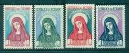 Ecuador 1952 Mariana De Jesus Paredes Y Flores Airs MLH Lot46699 - Ecuador