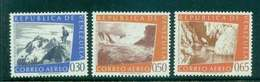 Venezuela 1960 Air Mail Views MLH Lot46860 - Venezuela