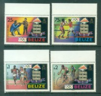 Belize 1984 Los Angeles Olympics MUH Lot81060 - Belize (1973-...)
