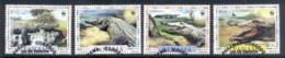 Panama 1997 WWF American Crocodile FU - Panama