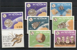 Ecuador 1966 ITU Centenary MUH - Equateur