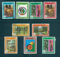 Honduras 1976 Foret Protection FU Lot51292 - Honduras