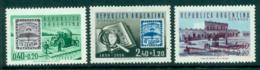 Argentina 1958 Centennial Philatelic Exhibition MUH Lot35384 - Argentina