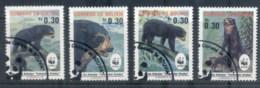 Bolivia 1991 WWF Spectacled Bear FU - Bolivia