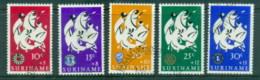 Surinam 1966 Easter Charity, Mary Magdalene FU - Surinam