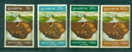 Guyana 1972 Youman Nabi Festival MH Lot79343 - Guyana (1966-...)
