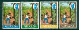 Guyana 1971 Self Help Road Project MH Lot79349 - Guyana (1966-...)