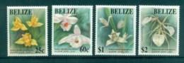 Belize 1993 Orchids MUH Lot81067 - Belize (1973-...)