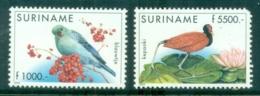 Surinam 1999 Birds MUH - Surinam