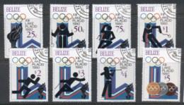 Belize 1979 Winter Olympics Lake Placid CTO - Belize (1973-...)