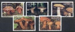 Guyana 1991 Funghi CTO - Guyane (1966-...)