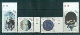 Belize 1989 Moon Landing Anniv., Space MUH Lot81063 - Belize (1973-...)
