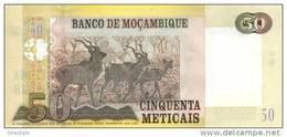 MOZAMBIQUE P. 144 50 M 2006 UNC - Mozambique