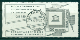 Brazil 1966 UNESCO MS FU Lot36491 - Unclassified