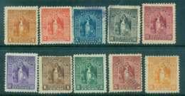 Nicaragua 1894 Victory (faults,thins,inclusions) MH/MNG/FU Lot46765 - Nicaragua
