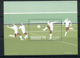Brazil 1974 World Cup Soccer Munich MS MUH - Brazil
