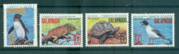 Ecuador 1992 WWF Galapagos Wildlife MUH Lot64037 - Ecuador