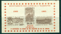 Brazil 1965 4th Cent. Of Rio De Janeiro 320c MS MLH Lot36488 - Brazil