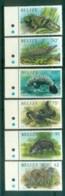 Belize 1991 Indigenous Fauna MUH Lot81061 - Belize (1973-...)
