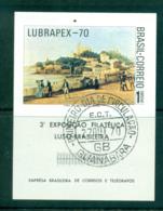 Brazil 1970 LUBRAPEX MS FU Lot36496 - Unclassified